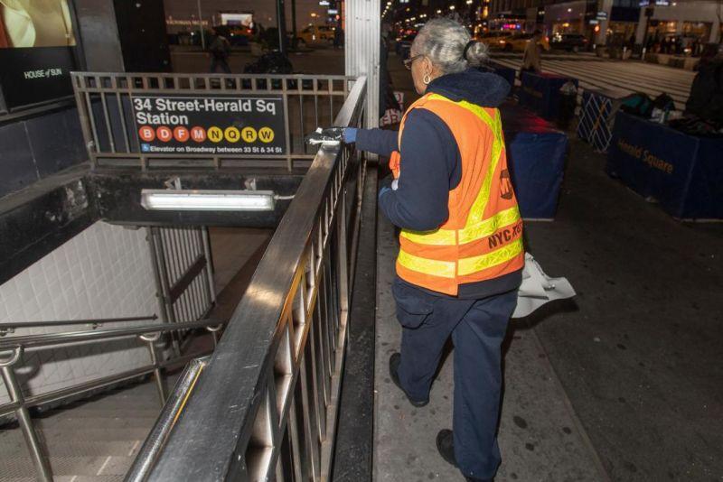 Inician limpieza en trenes NY ante coronavirus