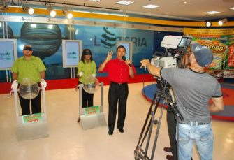 Lotería Nacional suspende por 15 días sorteos