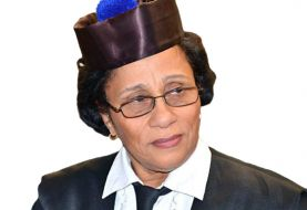Eligen a,  Gisela Cueto, como  fiscal electoral interina