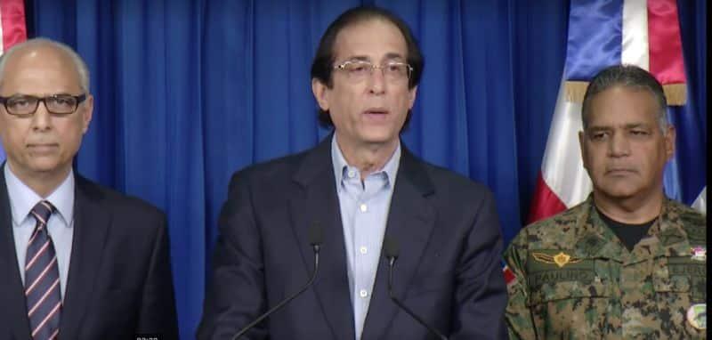 Rep. Dom. suspende vuelos Europa, China, Corea e Irán