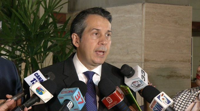 Jorge Mera dice elecciones municipales van bien