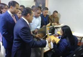 PLD formaliza candidatura Gonzalo-Margarita