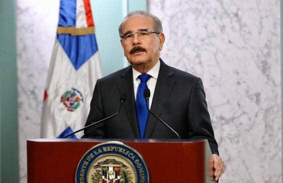 Discurso Danilo Medina nuevas medidas por pandemia coronavirus