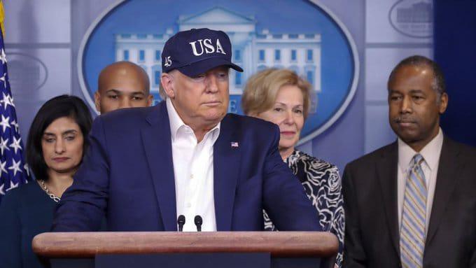 Trump se sometió a prueba de coronavirus