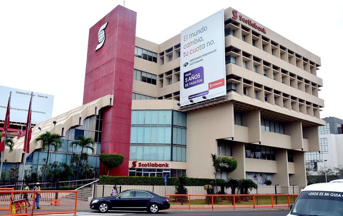 Scotiabank cierra temporalmente 34 sucursales
