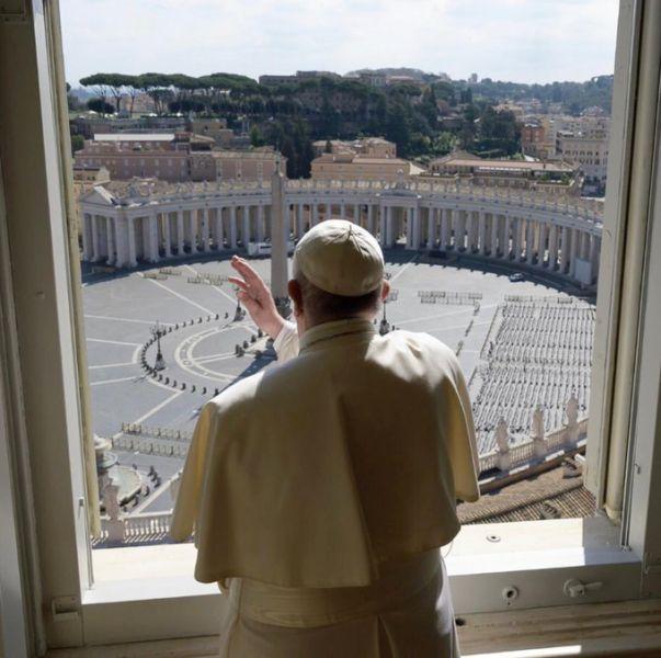 Por coronavirus Vaticano celebrará Semana Santa sin fieles