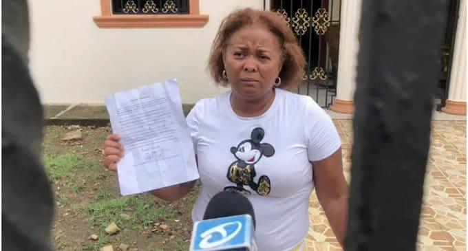 La rebelde Oraida Herrera se va para «casita»