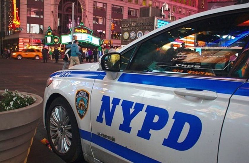 Policía Nueva York