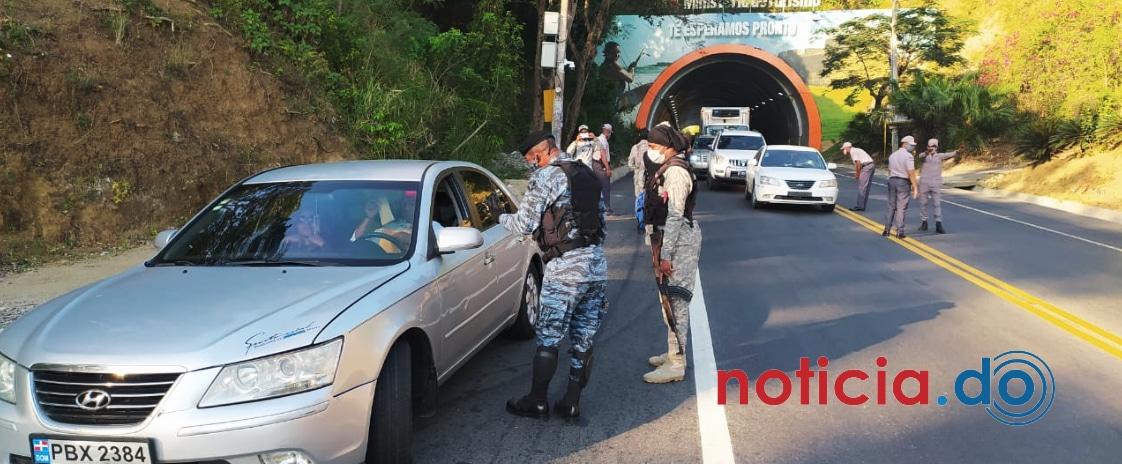 Puerto Plata militarizada