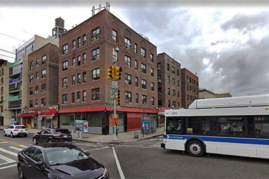 Calle de Washington Heights