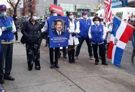 Homenaje a médico dominicano fallecido por coronavirus