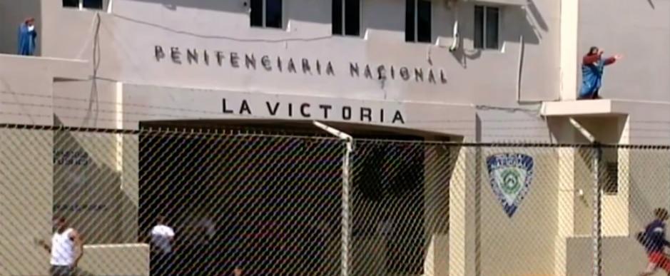Toman control Penitenciaría Nacional de La Victoria