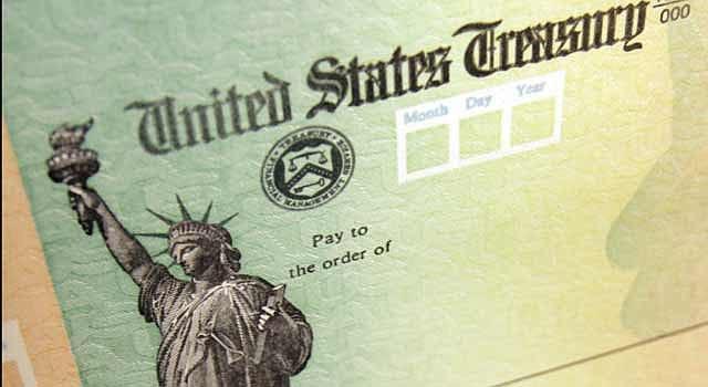 Qué hacer si no has recibido cheque estímulo EE.UU.