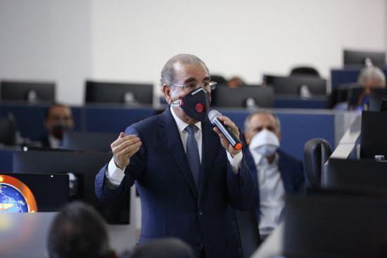 Danilo Medina coronavirus
