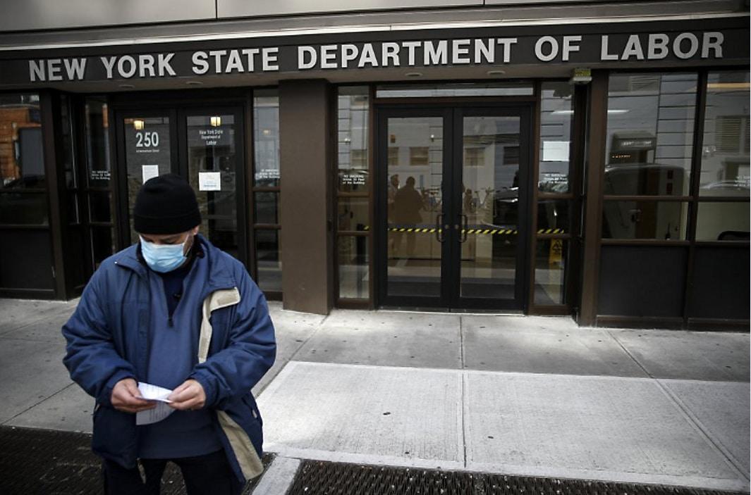 Desempleo golpea drásticamente a Nueva York