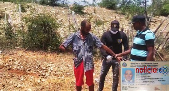 hombre mata a palos a su padre en dajabón