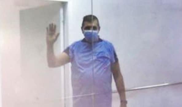 Finalmente italiano da negativo a pruebas coronavirus