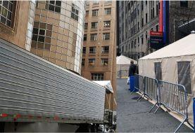 NY: panorama sobrecogedor y tétrico
