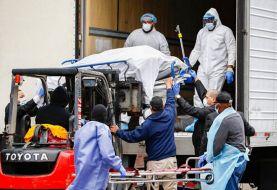 Calculan en más de 10 mil muertes en Nueva York por coronavirus