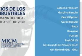 Gasolinas y GLP suben de precio