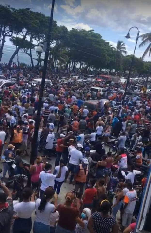 Interior y Policía niega otorgara permiso marcha en Puerto Plata
