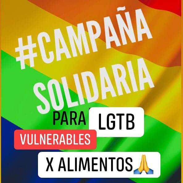 Realizan campaña ayuda a comunidad LGBTIQ