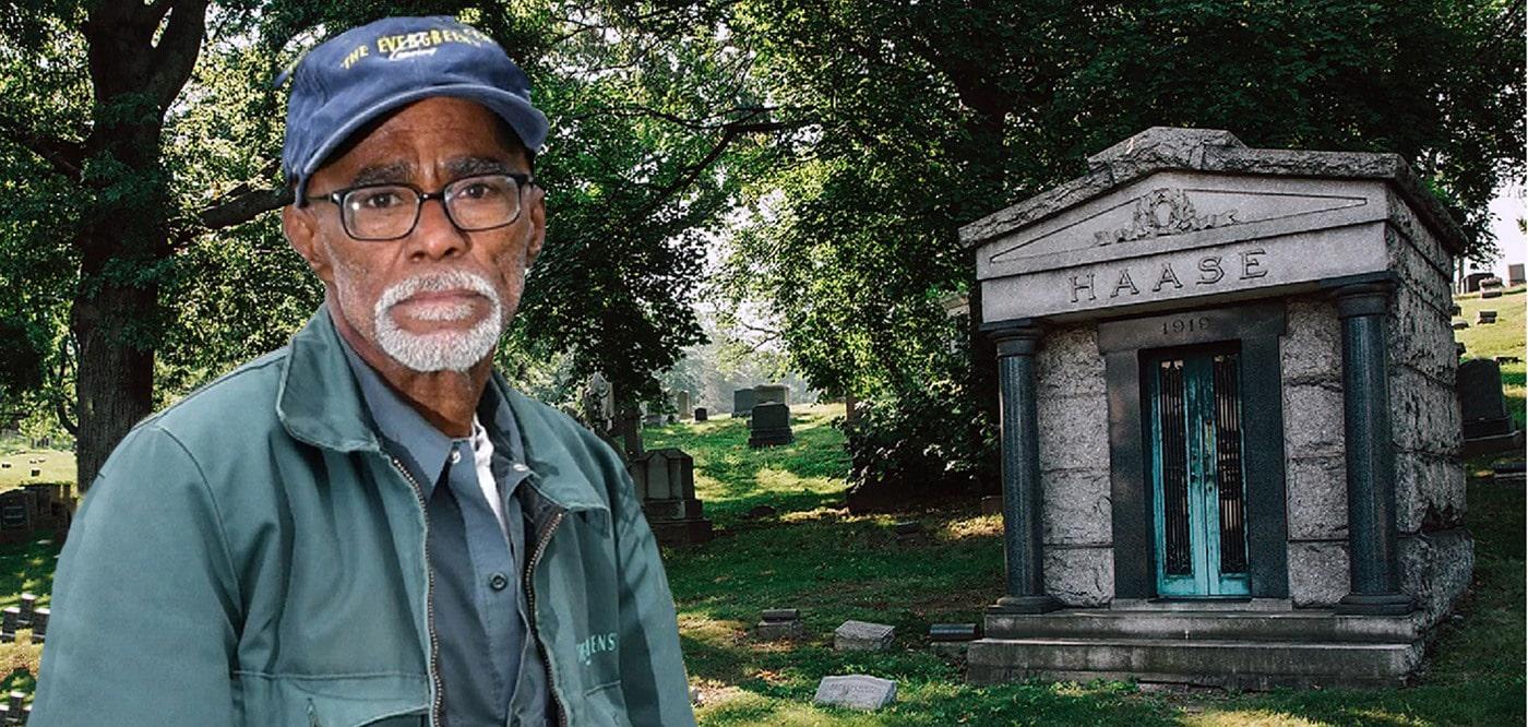 Dominicano sepulturero de muertos covid-19 en cementerio Brooklyn
