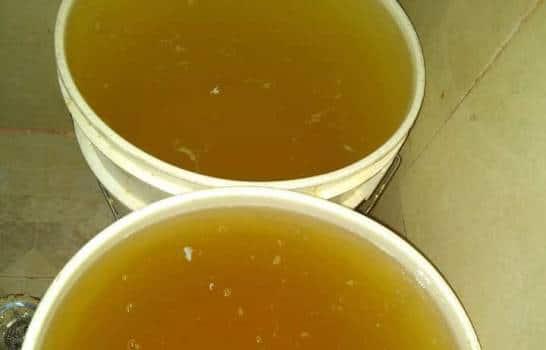 Fuerza del Pueblo denuncia suministro agua de mala calidad