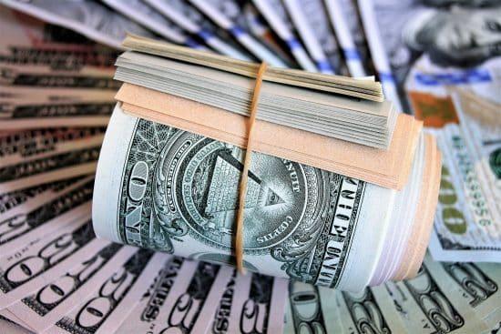 billetes dolares