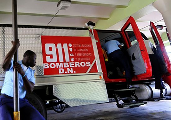 bomberos sistema emergencia 911