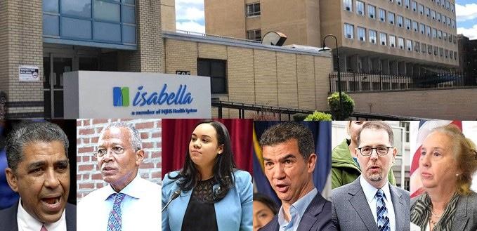 Truenan por muerte ancianos en Centro Isabella NY