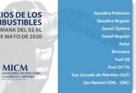 Bajan los precios de todos los combustibles menos las gasolinas