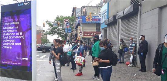 dominicanos distanciamiento social