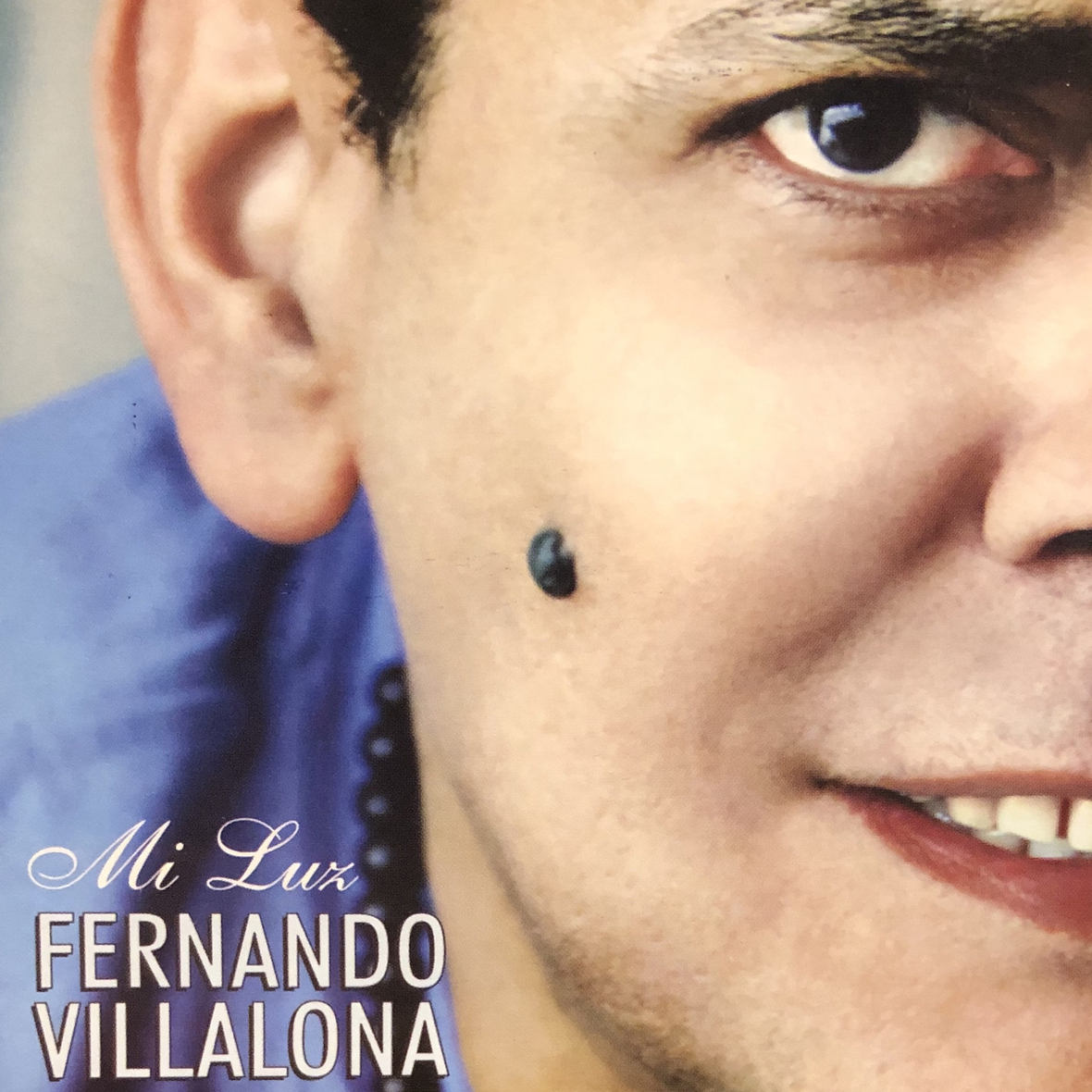 """Fernandito Villalona lanza disco cristiano """"Mi Luz"""""""