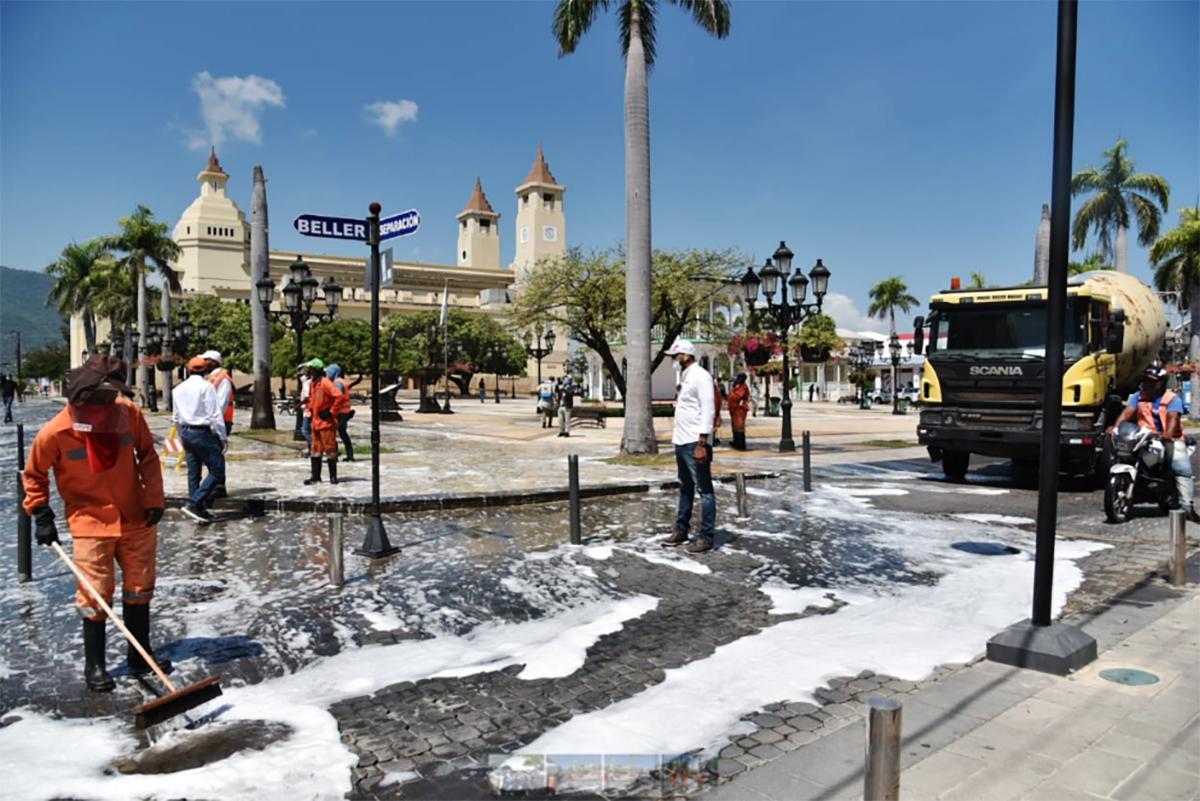 Autoridades intervienen a Puerto Plata