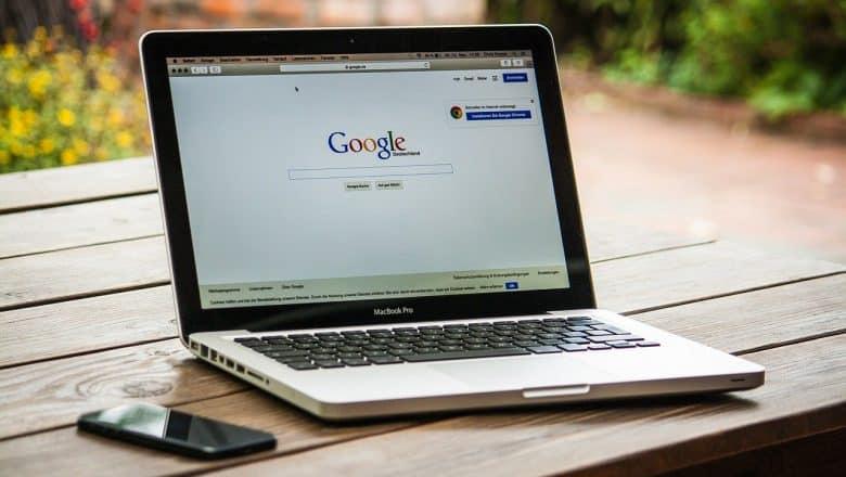 Nueva configuración de Google borra ubicación e historial web