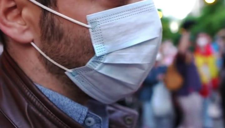 Obligatorio uso mascarillas en España