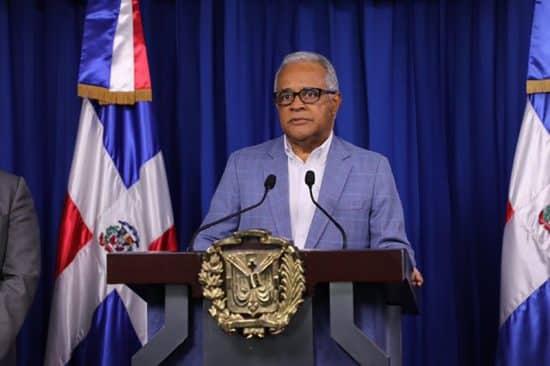 ministro rafael sanchez cardenas