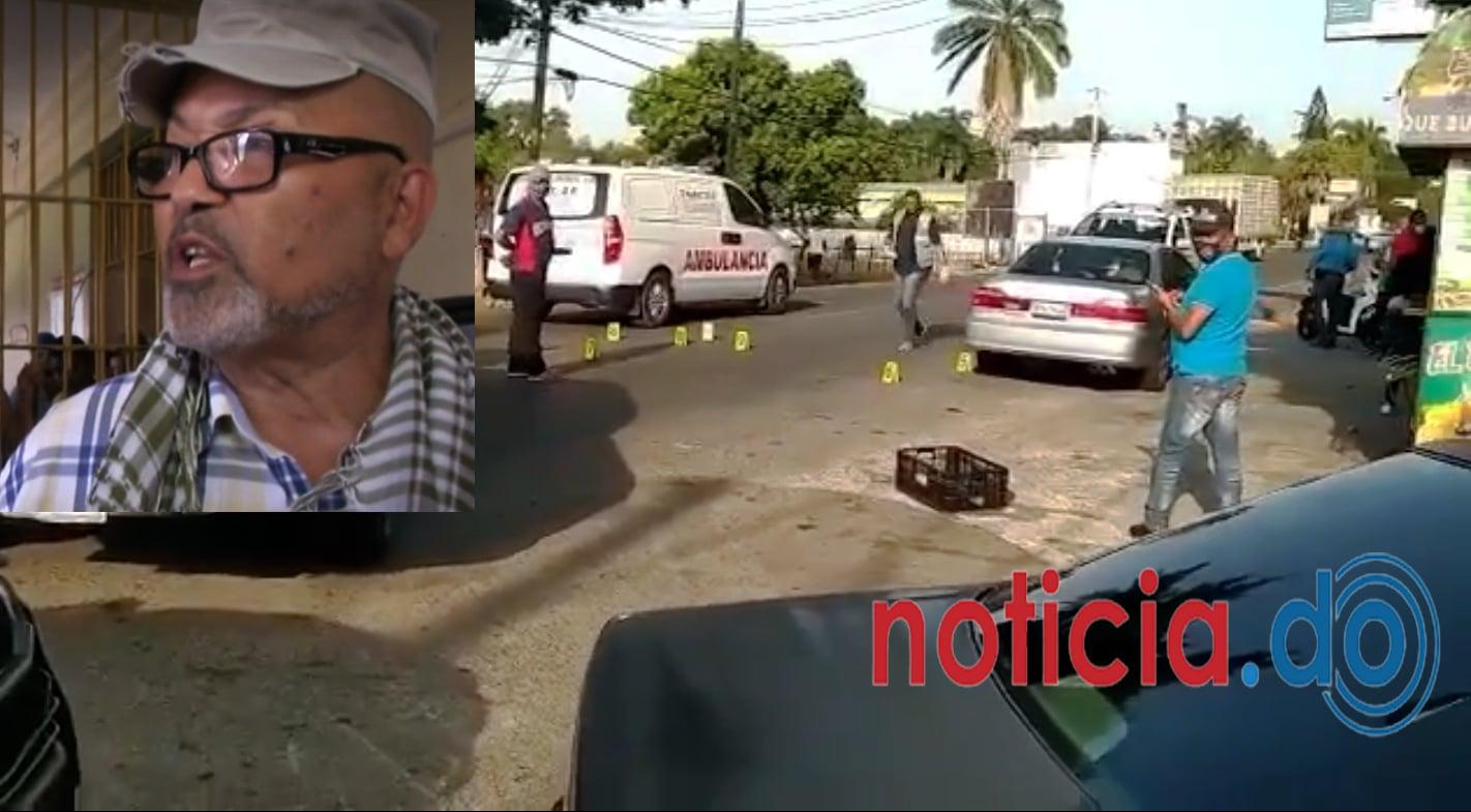 Matan a tiros a «Padilla»