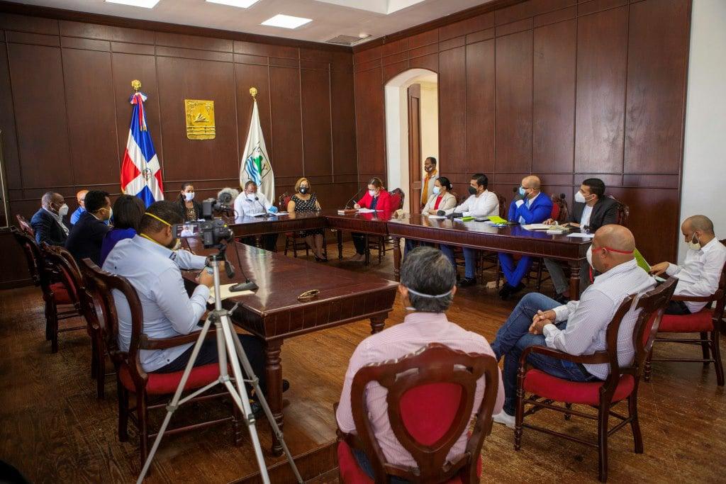 Regidores declaran municipio Puerto Plata en estado de emergencia