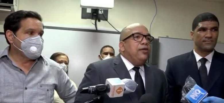 Abogado Familia López Pilarte denuncian persecución política