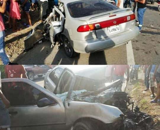 Un muerto en accidente en el municipio Navarrete
