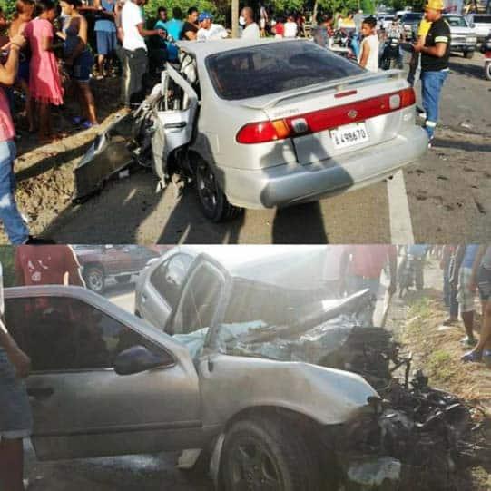 accidente Navarrete