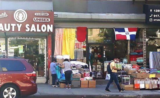comercio dominicano