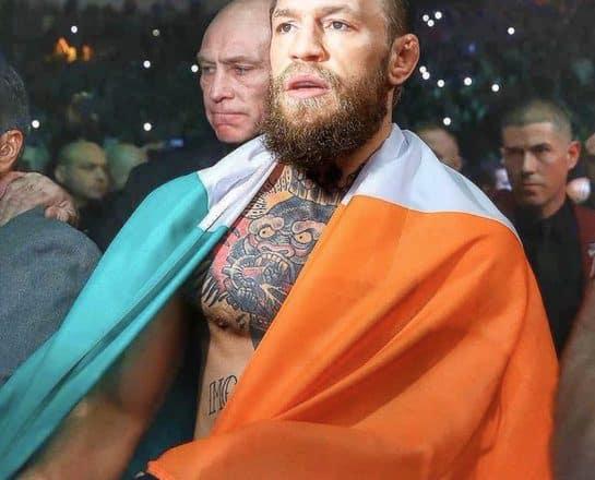 Conor McGregor anuncia su retiro