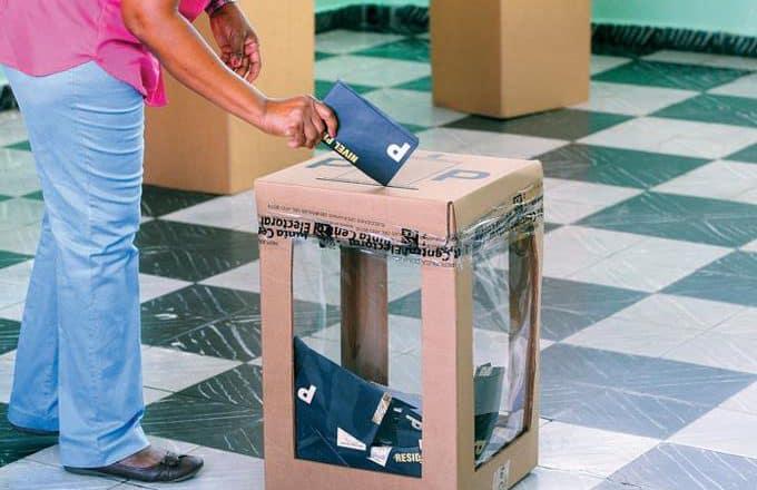 Compromiso Santiago pide garantizar elecciones transparentes