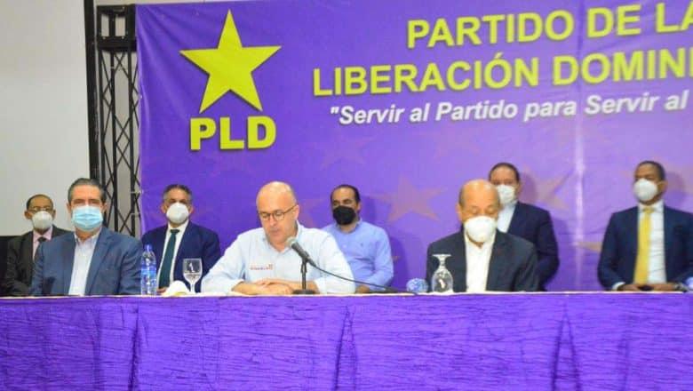PLD dice el narco penetró actividades del PRM