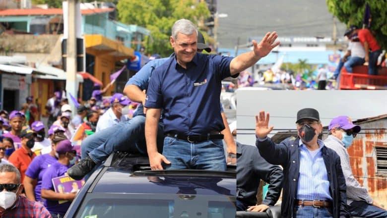 Danilo y Gonzalo recorren Puerto Plata, Santiago y Espaillat