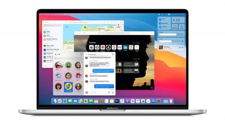 Apple presenta macOS Big Sur