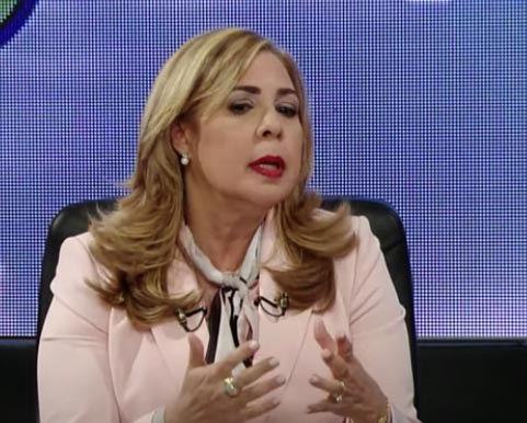 "Sergia Elena espera próximo allanamiento sea a Gonzalo Castillo"""